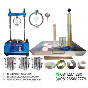 CBR Laboratorium Hand Operated